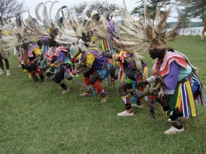 Luo Traditional Dancers