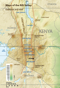 The Great Rift Valley Kenya