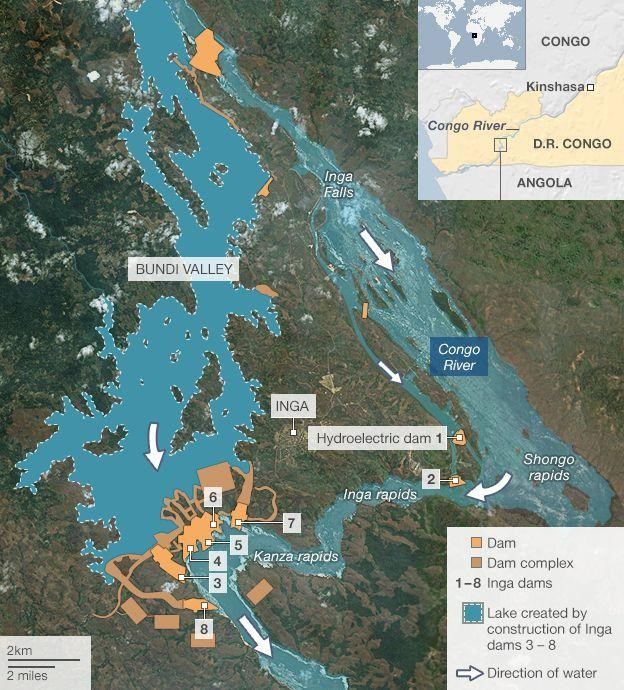 Inga Dam Master Plan, British Broadcasting Corporation (BBC) 15 November, 2013