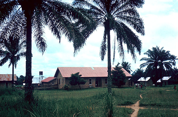 Mission Hospital in Belgian Congo Africa Focus: Sights and Sounds of a Continent