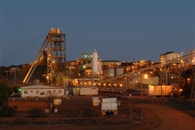 Copper Processing Plant in Katanga