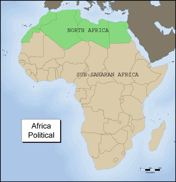Module Twenty, Activity One – Exploring Africa